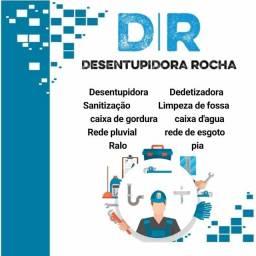 Título do anúncio: :: DESENTUPIDORA ROCHA 24 HORAS ::