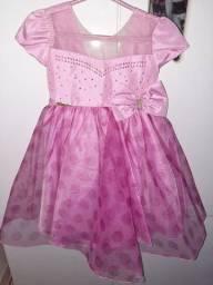 Vestido Infantil  - Tamanho 2