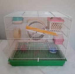 Gaiola semi nova Para Hamster