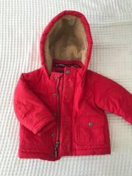 Jaqueta infantil Tommy Hilfiger 12meses