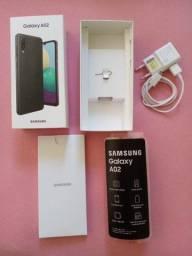 Samsung A02 - Garantia de 1 ano