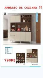 Título do anúncio: Armário para cozinha