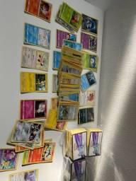 Título do anúncio: Cartas de Pokémon - 500 unidades
