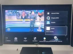 Título do anúncio: Vendo tv Sony smart 46 polegadas