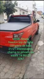 Título do anúncio: Vendo Strada freedon completa de tudo!