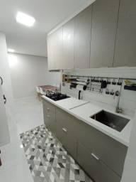 Título do anúncio: JAC/ Lindo apartamento com 60m² 2 dormitórios, sendo 1 suíte..