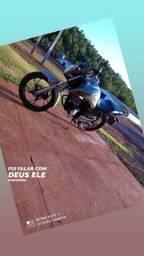 Título do anúncio: Troco por fazer 250 ou outra moto do meu interesse