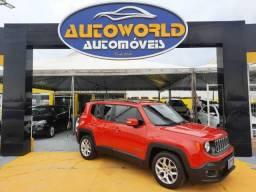 Título do anúncio: Jeep Renegade LNGTD AT
