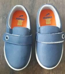 Lote de sapatos kidis