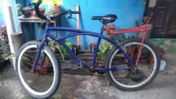 Título do anúncio: Bicicleta Beach Aro 26