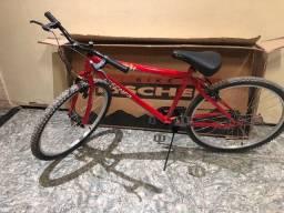 Título do anúncio: Vendo bicicleta novinha