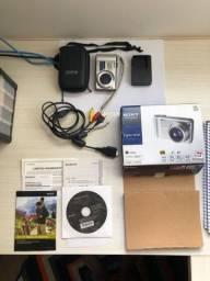 Título do anúncio: Câmera DIGITAL SONY
