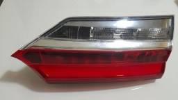 Lanterna  traseira tampa da mala Corolla 17 18 19