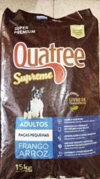 Ração Quatree Supreme adultos 15kg