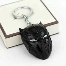 Chaveiro pantera negra