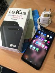 LG k41s ainda na garantia