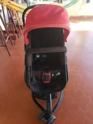 <br>Carrinho Mobi Safety1st + Bebê Conforto One-Safe Safety1st.