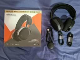 Título do anúncio: Headset SteelSeries Arctis 7 Lossless Wireless - Black