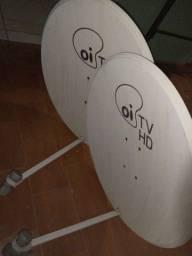Título do anúncio: 2 antenas conservadas