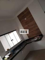 Título do anúncio: Casa com 3 dormitórios à venda, 65 m² por R$ 225.000 - Residencial Maranata - Rio Verde/GO
