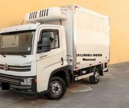 Título do anúncio: Caminhão Vw Express prime DRC 2020 4X2 com baú refrigerado