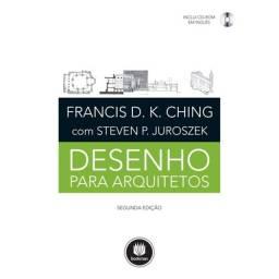Livro Desenho para Arquitetos, de Francis D. K. Ching