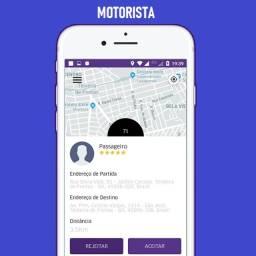 Título do anúncio: Aplicativo de Mobilidade Urbana Completo
