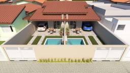 Casa para Venda em Itanhaém, Jd.Suarão, 2 dormitórios, 1 suíte, 1 banheiro, 2 vagas