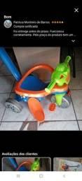 Título do anúncio: Triciclo infantil bandeirantes