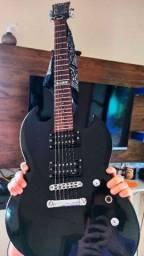 Título do anúncio: Guitarra Viper 50, LTD, SG
