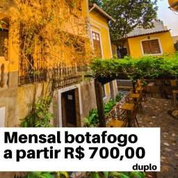 Título do anúncio: Suite cama de solteiro Botafogo localização TOP