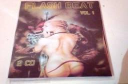 Cd Flash Beat - O Melhor Do Underground -cdr