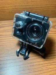 Título do anúncio: Câmera Filmadora Esporte Ultra HD4K *NOVO