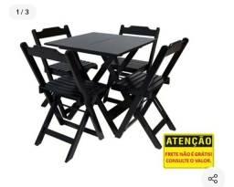 Título do anúncio: Conjunto de mesas para bar - 10 conjuntos