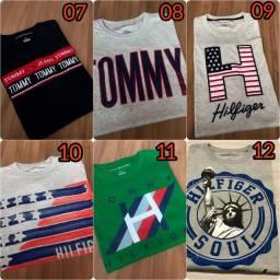 Título do anúncio: Camisetas  Tommy Originais