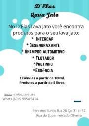 Título do anúncio: Produtos e serviços de lava-jato