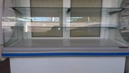 Título do anúncio: Balcão vitrine neutro Gelopar