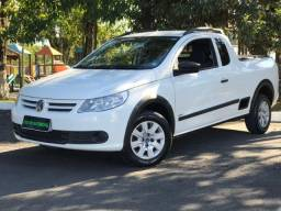 Título do anúncio: Volkswagen Saveiro CE 1.6 Branca