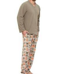 Pijama de inverno masculino