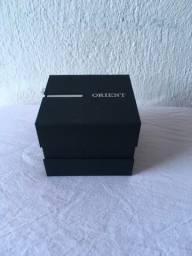 Relógios Novos na Caixa