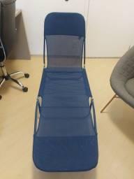 Título do anúncio: Cadeira Espreguiçadeira Praia Piscina