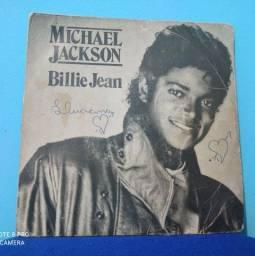 Título do anúncio: Disco Original usado Compacto Vinil Michael Jackson Billie Jean