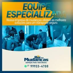 Título do anúncio: EQUIPE ESPECIALIZADA REI DAS MUDANÇAS