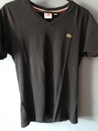 Camiseta Lacoste gola V