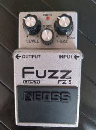Pedal Fuzz Boss Fz-5 - a Melhor Versão.