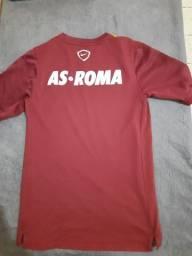 Camisa Roma Pré jogo - P