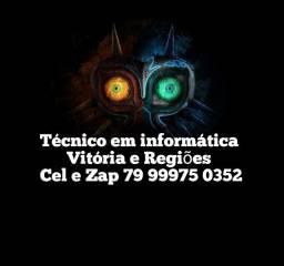 Título do anúncio: Técnico Vitória, Vila velha, Itaúnas, São Mateus, Serra e Anchieta