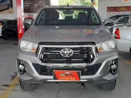 Título do anúncio: Toyota Hilux Cabine Dupla Hilux 2.7 SRV CD 4x4 (Flex) (Aut)