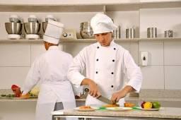 Vaga para auxiliar de cozinha no bairro Seminário em Curitiba