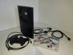 PS3 Super Slim - c/ Defeito